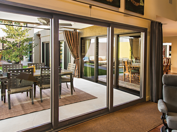 Fall is a Beautiful Time of the Year – Let the Outside in with Sliding Doors