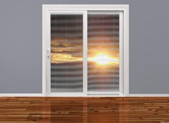 What are Milgard 'Internal Blinds'?