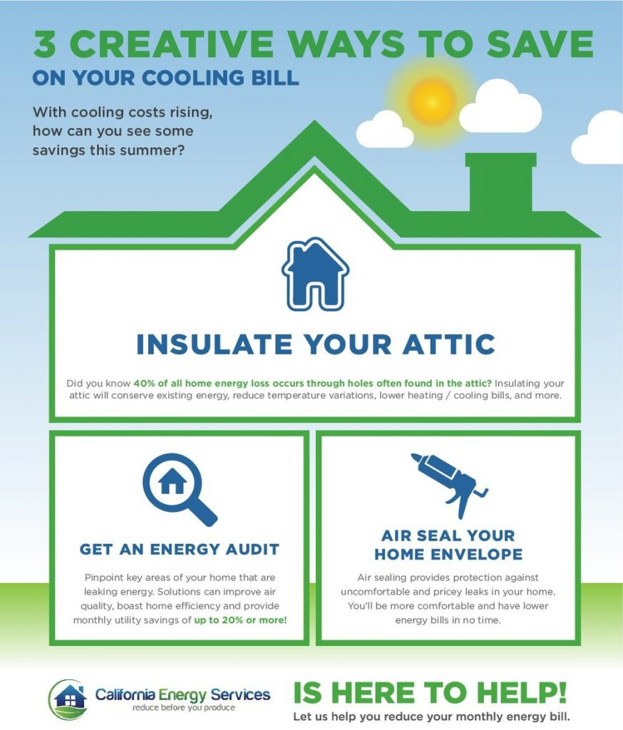 3 Creative Ways to Save on Your Cooling Bill