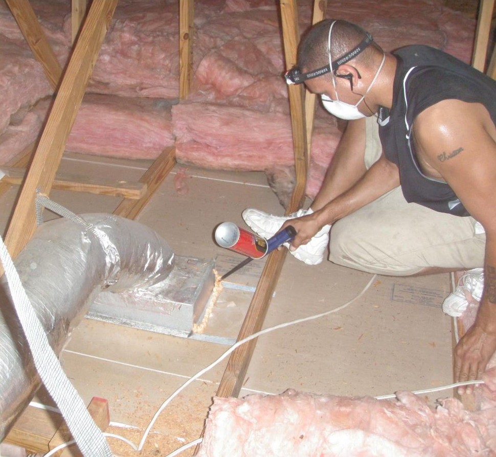 Air Sealing Services El Dorado Hills