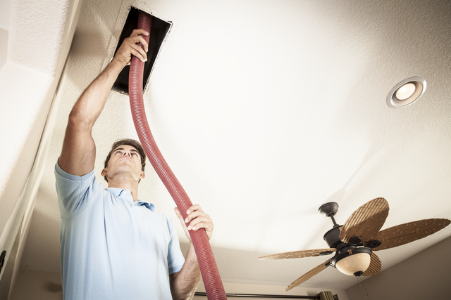 Duct Cleaning Services - Folsom